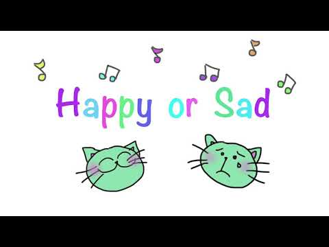 Video: Happy or Sad- Ear Training Game for Kids (Challenge Major and Minor Chords)