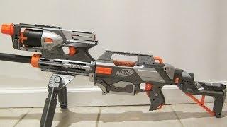 [MOD] Rapidstrike Sniper Rifle [Nerf Rapidstrike with Integrated Strongarm]