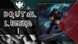 Brutal Legend   брутальный мир металла вместе с Джеком Блеком!   MassarakshTV