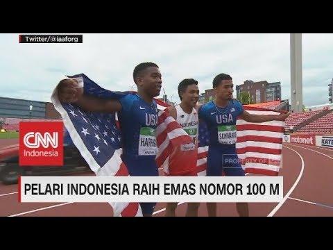 Lalu Zohri, Sang Juara Dunia Peraih Emas Lari 100 Meter