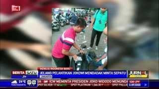 Presiden Jokowi Boyong Ajudan Lama Ke Istana