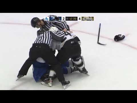 Nathan Drapeau vs. Drew Elliott