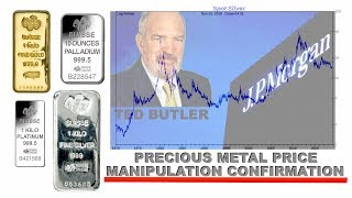 JP Morgan Silver Manipulation Confirmation | Ted Butler