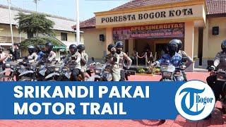 Srikandi Tim Pemburu Vaksin akan Datangi Warga Bogor yang Belum Divaksin, Pakai Motor Trail