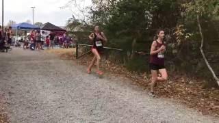 TSSAA Region 4-AAA Championships Girls Varsity 10/27/16