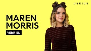 "Maren Morris ""GIRL"" Official Lyrics & Meaning | Verified"