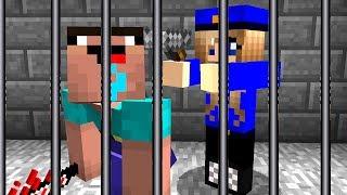 Minecraft: НУБ ПРОТИВ ТЮРЬМЫ – ТРОЛЛИНГ НЕВИДИМКОЙ И 100% ЗАЩИТА ОТ НУБОВ! MINECRAFT НУБ