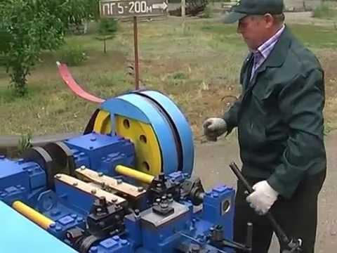 Автомат проволочно гвоздильный АГ4116 - Станок для производства гвоздей