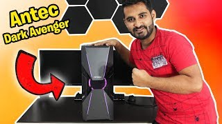 [HINDI] Antec DA601 : Dark Avenger PC Case is Lit !