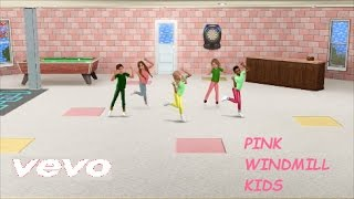 emu s pink windmill kids waacking edition by caddy superville