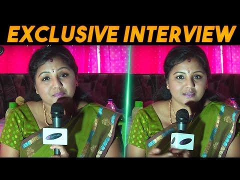 Tv Serial Actress Sri Vidya ..