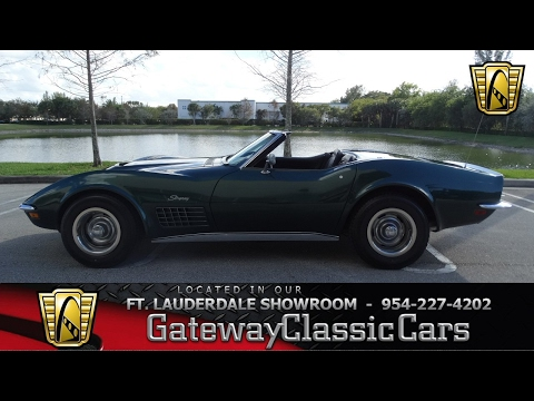 Video of '70 Corvette - KEYF