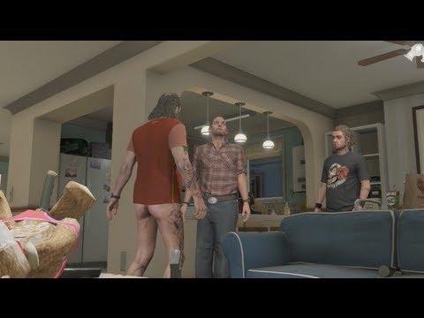 Gta v - trevor tortures - gameplay walkthrough - full