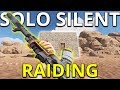 Download Video Rust Solo Silent Raid Gives Great Loot - Rust Solo Survival Gameplay