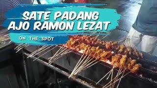 Kelezatan Sate Padang Ajo Ramon yang Legendaris, Wajib Coba Nih!
