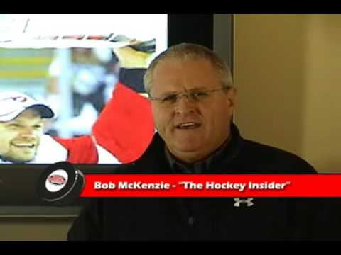 "Bob McKenzie ""The Hockey Insider"" on Insta-Insulation"