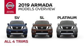 2019 Nissan Armada SUV Walkaround & Review