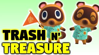 Trash and Treasure: Exploring Ugly and Pretty Islands - Animal Crossing: New Horizons