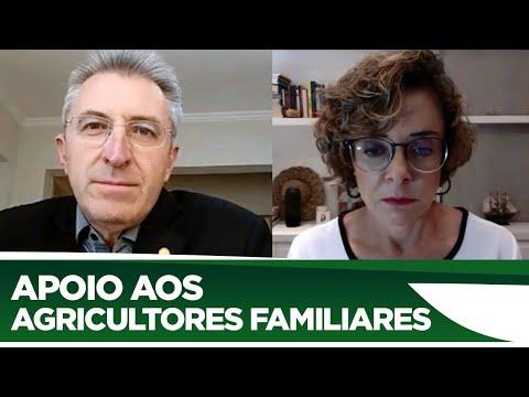 Heitor Schuch comenta o apoio aos agricultores familiares - 03/06/20