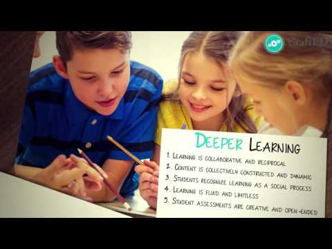 Deeper Learning Curriculum