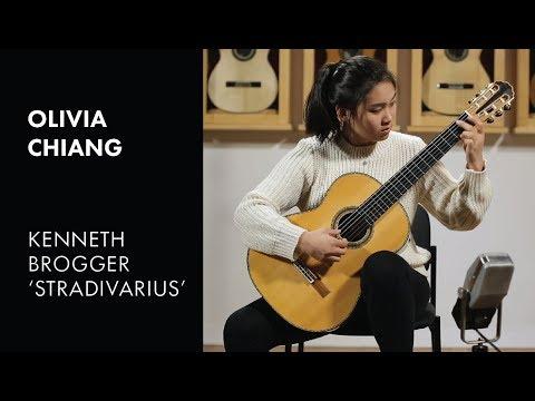 "Granados ""La Maja de Goya"" - Olivia Chiang plays 2018 Brogger ""Stradivarius"""