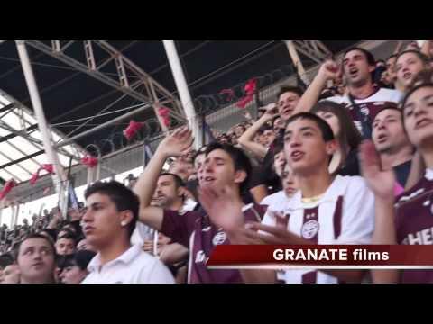 """""""LANUS COPANDO EL CILINDRO DE AVELLANEDA"""" Barra: La Barra 14 • Club: Lanús"""