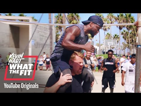 Extra Flex | Kevin Hart: What The Fit | Laugh Out Loud Network