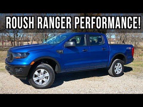 Ford Ranger with Roush Performance