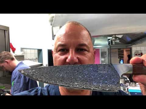 "ZAYIKO | Frank Rosins Chefmesser ""Special Edition"" | Prachtstück"