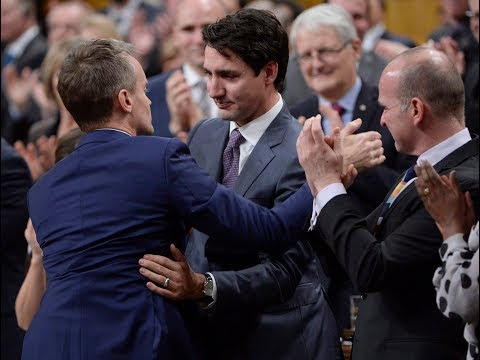 Trudeau delivers historic apology to LGBT Canadians