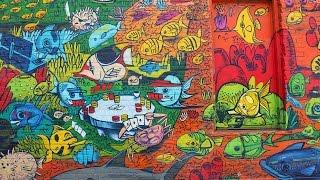Graffiti Tour Toronto - Street Art and Graffiti Alley