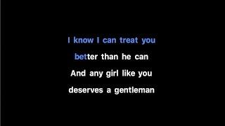 Shawn Mendes   Treat You Better Karaoke
