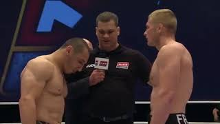 Талех Наджафзаре vs Артем Фролов. M-1 Бои без правил. Лучшие бои.