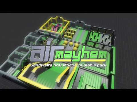 Play - Air Mayhem Social Media promo