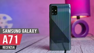 Samsung Galaxy A71 recenzija