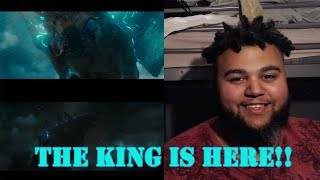 Godzilla: King Of The Monsters Trailer REACTION