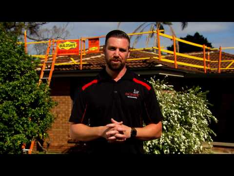 HOW TO with Monier: Roof Safety