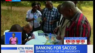 Universal Traders Sacco introduce banking systems to enable function without depending on banks