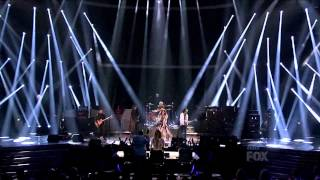 Aerosmith - Legendary Child & Walk This Way Live @ American Idol S11 Final