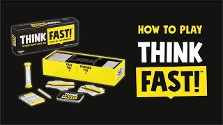 How to Play Think Fast
