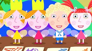 Ben and Holly's Little Kingdom Full Episode 🌟Daisy & Poppy's Playgroup | Cartoons for Kids