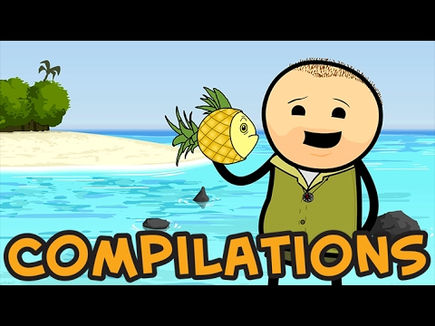 Cyanide and Happiness Compilation - #3 (видео)