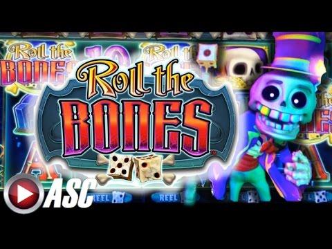 ROLL THE BONES | BALLY - FREE SPINS Slot Machine Bonus