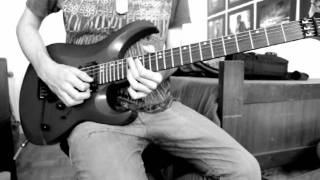 Joe Satriani - Redshift Riders GUITAR COVER