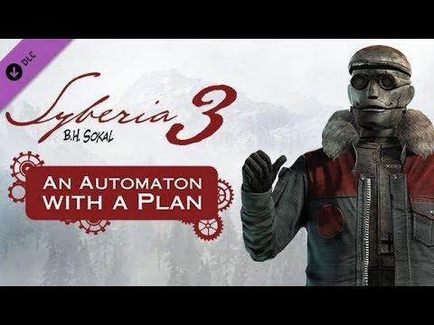 Trailer de Syberia 3 Deluxe Edition