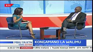 Kongamano la walimu: Mishara kwa walimu