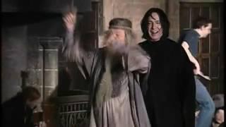 """Смешные моменты на съемках """"Гарри Поттера"""""""