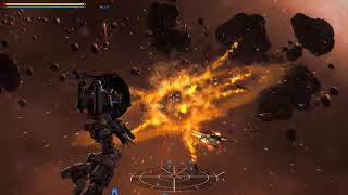 War Tech Fighters Gameplay (PC game).
