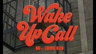 """Watch The Official Video For """"WAKE UP CALL"""" : https://K-S-I.lnk.to/WakeUpCallID/youtube   Get """"WAKE UP CALL""""  https://K-S-I.lnk.to/WakeUpCallID    Follow KSI on all platforms: https://linktr.ee/ksi   Director: Nayip Ramos  Producer: Asher Brown BTS Shot and edited by: @_o93c https://www.instagram.com/_o93c  Management: Mams Taylor - mams@premierleaguemusic.com   https://www.premierleagueentertainment.com/  Lyrics:    Trippie Redd    Don't wake up when it's too late  They might think that you hate me Ima get it in while you wait  Better late than never   Yeah, this the WAKE UP CALL Ain't no walking out you better wake up dawg Yeah, this the WAKE UP Call  Every other day I'm getting cake like Yooo! Yeah, this the WAKE UP CALL.  Ain't no walking out you better wake up dawg Yeah, get your face bust off  Your bitch with me now tryin' to get face fucked dawg Okay    KSI    Funny innit (ha) Now they wanting to get it (money) Now they wanting to visit (Ay) Cos they watching the Richard (Mille) See me getting the cheddar (cheesy) See me sprinkle the pepper (season) Panoramic my view in leading and trending whatever,    Trippie Redd – Okay   KSI    Bill it (yeah) Thurman how I go kill it (Bill) Hire steak and get fillet (Beef) X amount to exhibit  I'm winning in different avenues  (Views) Trippie my revenue (Yeah) Don't see me ever lose  I jump hurdles like kangaroos (damn)   Trippie Redd    Don't wake up when it's too late  They might think that you hate me Ima get it in while you wait  Better late than never   Yeah, this the WAKE UP CALL Ain't no walking out you better wake up dawg Yeah, this the WAKE UP Call  Every other day I'm getting cake like Yooo! Yeah, this the WAKE UP CALL.  Ain't no walking out you better wake up dawg Yeah, get your face bust off  Your bitch with me now tryin' to get face fucked dawg Okay    KSI    Picture perfect  Now that they know I'm worth it (Winning) Before they hated Now they say I deserve it (Living) Back the beef Showing them how I bring i"""