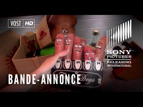 Sausage Party Sony Pictures / Point Grey Pictures / Nitrogen Studios Canada / Annapurna Pictures